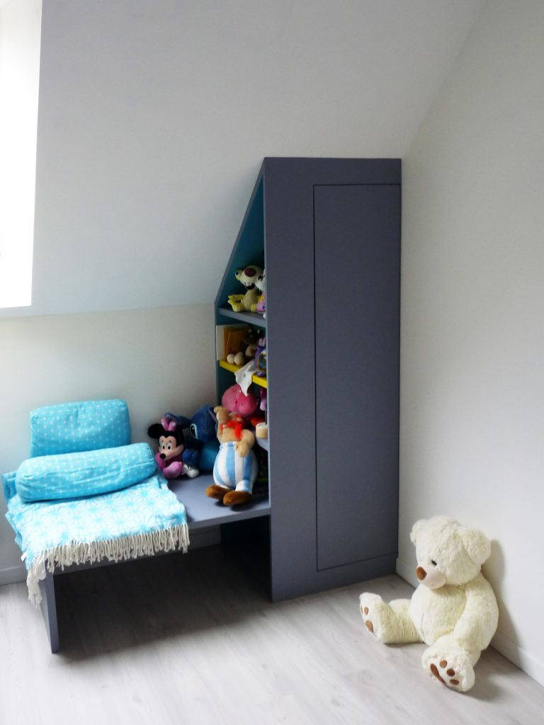 am nagement d 39 une chambre pour enfant. Black Bedroom Furniture Sets. Home Design Ideas